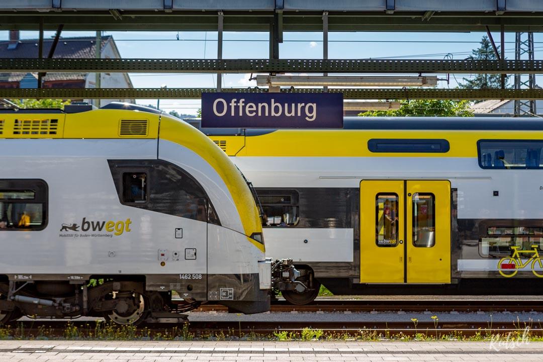 Gare d'Offenburg