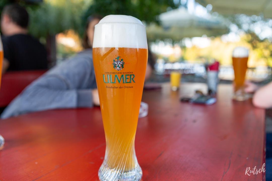 Biergarten Rheinschneck Kehl