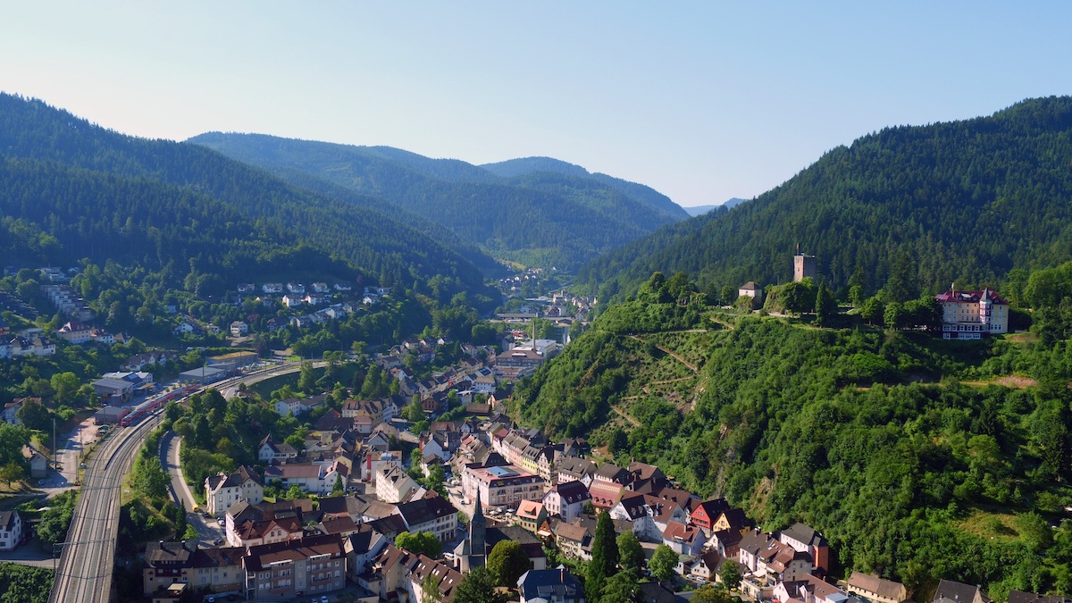 Hornberg, Tanja Tagliareni, Schwarzwald Tourismus Kinzigtal