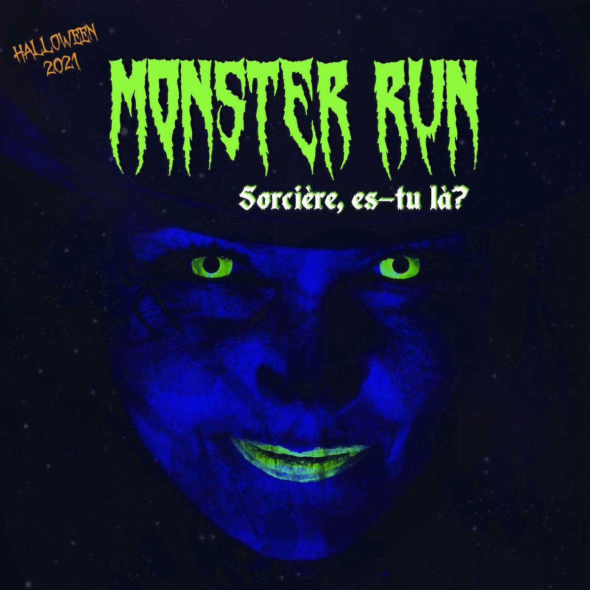 Logo Monster Run